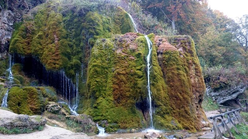 Mountainbikeroute Ahrdorf – Dreimühlen Wasserfall