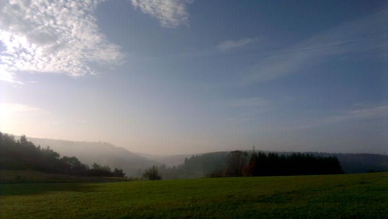Wandeling Schaafbachtal, Stromberg, Waldcafé Maus