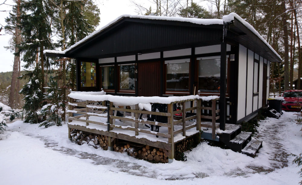 Veranderingen aan vakantiehuis Kalkeifel
